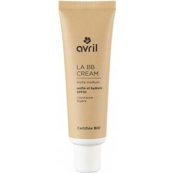 Beauté Femme Maquillage BB & CC crèmes Avril Avril - BB cream medium - 30ml Beige