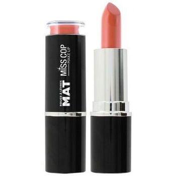 Beauté Femme Rouges à lèvres Miss Cop - Rouge à lèvres mat - 09 Abricot Orange