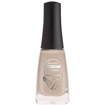 Beauté Femme Vernis à ongles Fashion Make Up Fashion Make Up - Vernis à ongles 100% mat n°01 beige - 11ml Beige