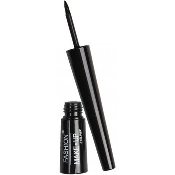 Beauté Femme Eyeliners Fashion Make Up Fashion Make-Up - Eyeliner liquide N°1 noir 3ml - pointe dure Noir