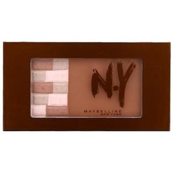 Blush & poudres gemey maybelline - poudre bronzante ny 02 brunettes