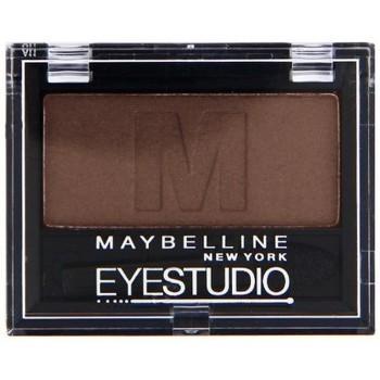 Beauté Femme Fards à paupières & bases Gemey Maybelline - Eyestudio Ombres à paupières Mono 750 Chocolate Chic Marron