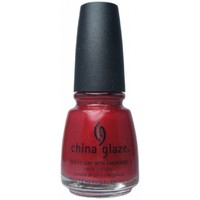 Beauté Femme Vernis à ongles China Glaze - Vernis à ongles laque 70259 Crazy red - 14 ml Rouge