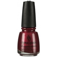 Beauté Femme Vernis à ongles China Glaze - Vernis à ongles laque 70313 Cherry cristal - 14 ml Rouge