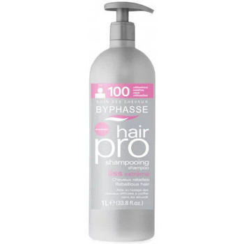 Beauté Femme Shampooings Byphasse - Hair pro Shampooing liss extrême - 1000ml Autres