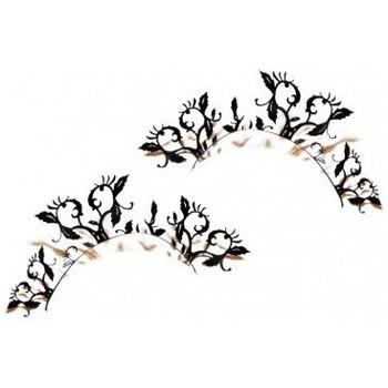 Beauté Femme Mascaras Faux-cils Paperself - Faux cils - Peach Blossoms Noir