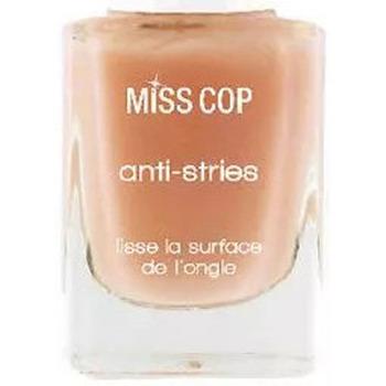 Beauté Femme Soins des ongles Miss Cop - Anti-stries - Vernis Soins - 12ml Autres