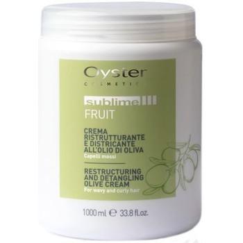 Beauté Soins & Après-shampooing Oyster Professional Oyster Sublime Fruit - Masque restucturant & démêlant à l'huile Jaune