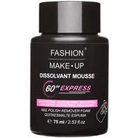 Beauté Femme Dissolvants Fashion Make Up Fashion Make Up - Dissolvant Mousse 60s Express - 75ml Autres