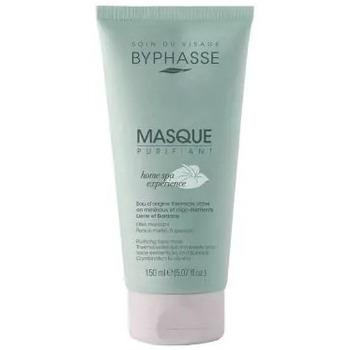 Beauté Femme Masques & gommages Byphasse Home Spa Experience   Masque purifiant visage lierre... Autres
