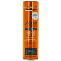 Beauté Femme Coiffants & modelants Byphasse - Laque effet naturel fixation extra forte - 400ml Autres