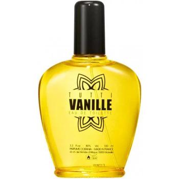 Beauté Femme Eau de parfum Corania Tutti - Vanille - Eau de Toilette - 100ml Autres