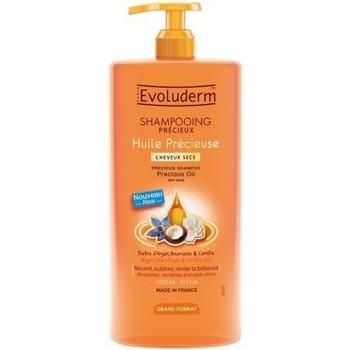 Beauté Shampooings Evoluderm - Shampooing Huile précieuse - 1L Autres