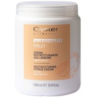 Beauté Soins & Après-shampooing Oyster Professional Oyster Sublime Fruit - Masque restucturant aux agrumes - 1000ml Jaune