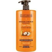 Beauté Femme Soins & Après-shampooing Evoluderm - Masque Cheveux Nourrissant Argan Divin - 1L Autres