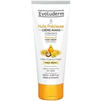 Beauté Femme Hydratants & nourrissants Evoluderm - Huile Précieuse Crème Mains Hydratante Huile d'Argan & Onagre Autres