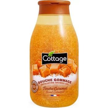 Beauté Produits bains Cottage - Douche Gommage Douceur - Caramel 250ml Autres