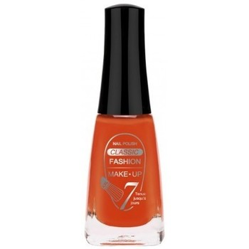 Beauté Femme Vernis à ongles Fashion Make Up Fashion Make Up - Vernis à ongles Classic N °113 - 11ml Orange