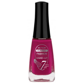 Beauté Femme Vernis à ongles Fashion Make Up Fashion Make-Up - Vernis à ongles Classic N°126 - 11ml Rouge