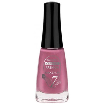 Beauté Femme Vernis à ongles Fashion Make Up Fashion Make-Up - Vernis à ongles Classic N°130 - 11ml Rose