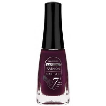 Beauté Femme Vernis à ongles Fashion Make Up Fashion Make Up - Vernis à ongles Classic N°132 - 11ml Violet