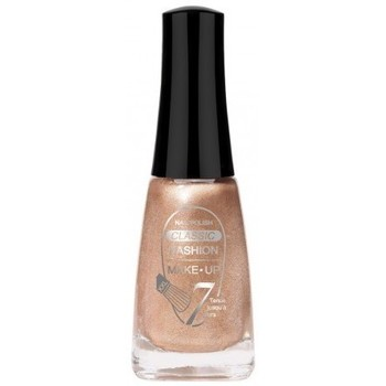 Beauté Femme Vernis à ongles Fashion Make Up Fashion Make Up - Vernis à ongles Classic N°142 - 11ml Marron