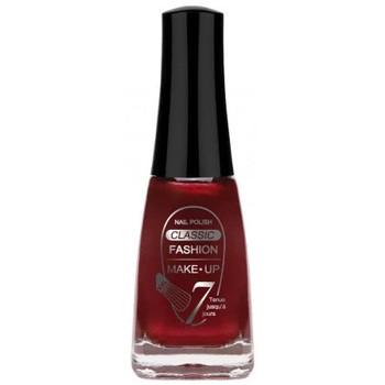 Beauté Femme Vernis à ongles Fashion Make Up Fashion Make-Up - Vernis à ongles Classic N°123 - 11ml... Rouge
