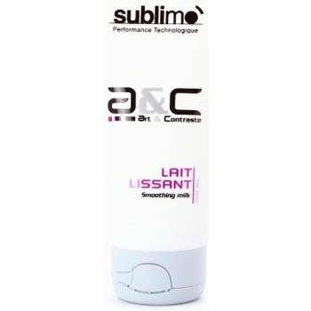 Beauté Femme Soins & Après-shampooing Sublimo - Art & contraste - Lait lissant - 100ml Autres