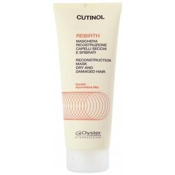 Beauté Soins & Après-shampooing Oyster Professional Oyster - Cutinol Rebirth - Masque reconstructeur Cheveux secs - Jaune