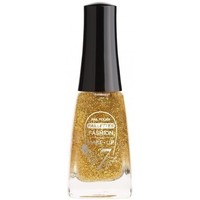 Beauté Femme Vernis à ongles Fashion Make Up Fashion Make Up - Vernis à ongles Paillettes N°202 Or - 11ml Autres