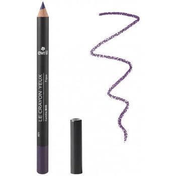 Beauté Femme Crayons yeux Avril Beauté Avril - Crayon yeux Figue - Certifié bio Autres