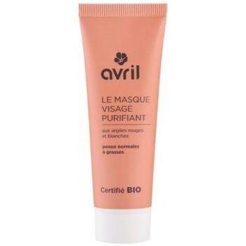 Beauté Femme Bio & naturel Avril Beauté Avril Beauté - Masque visage purifiant peaux normales à grasses Autres