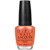 Beauté Femme Vernis à ongles O.p.i - Vernis à ongles Can't Afjörd Not To  - 15ml Orange