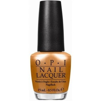 Beauté Femme Vernis à ongles O.p.i - Vernis à ongles OPI With a Nice Finn-ish - 15ml Jaune