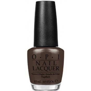 Beauté Femme Vernis à ongles O.p.i - Vernis à ongles How great is your dane? - 15ml Marron