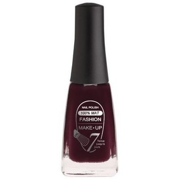 Beauté Femme Vernis à ongles Fashion Make Up Fashion Make Up - Vernis à ongles 100% mat n°08 Colombin - 11ml Rouge