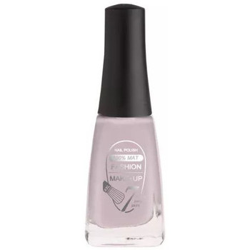 Beauté Femme Vernis à ongles Fashion Make Up Fashion Make Up - Vernis à ongles 100% mat n°12 Argile - 11ml Rose