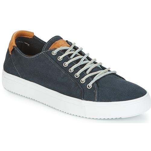Chaussures Homme Baskets basses Blackstone PM31 Bleu