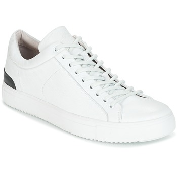 Chaussures Homme Baskets basses Blackstone PM56 Blanc