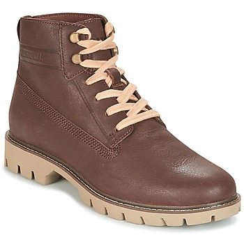 Chaussures Homme Boots Caterpillar BASIS Marron