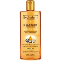 Beauté Femme Shampooings Evoluderm - Shampooing Sublimateur Huiles Précieuses - 400ml Autres