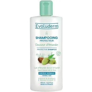 Beauté Shampooings Evoluderm - Shampooing Protecteur Douceur d'Amande - 400ml Autres