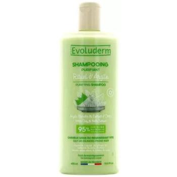 Beauté Femme Shampooings Evoluderm - Shampooing Purifiant Rituel d'Argile - 400ml Autres