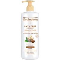 Beauté Femme Hydratants & nourrissants Evoluderm - Lait corps hydratant Délice de Karité - 500ml Autres
