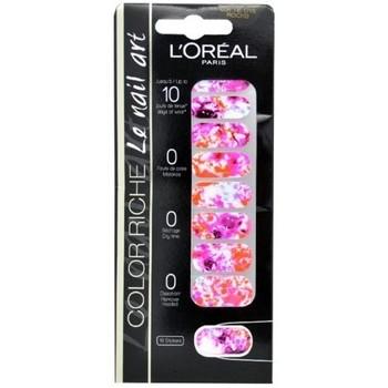 Beauté Femme Accessoires ongles L'oréal Color riche Le Nail Art   Stickers pour Ongles 031 T... Autres