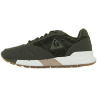 Chaussures Femme Baskets basses Le Coq Sportif Omega X W Stripped Sock Metallic Olive vert