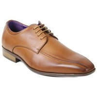 Chaussures Homme Derbies Kebello Chaussures ELO525 marron