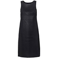 Vêtements Femme Robes courtes Guess Robe SL RN Diana Noir Noir