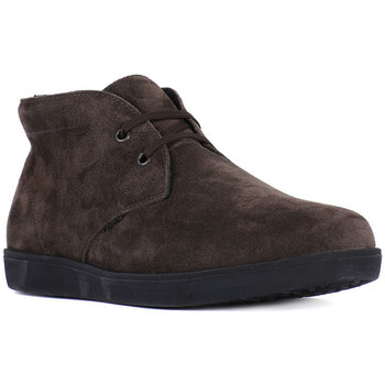 Chaussures Homme Bottines Frau SUEDE PEPE Marrone