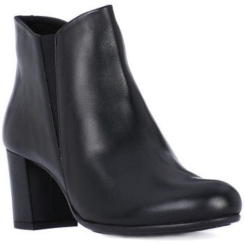 Chaussures Femme Bottines Frau SOFT NERO Nero